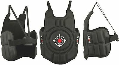 MAXX  IMT Gel Chest Guard Body Protector Guard MMA Armour Muay Thai Kick Boxing