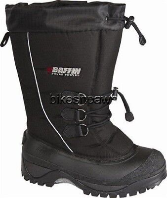 New Mens Size 11 Baffin Colorado Snowmobile Winter Snow Boots Rated -40 F