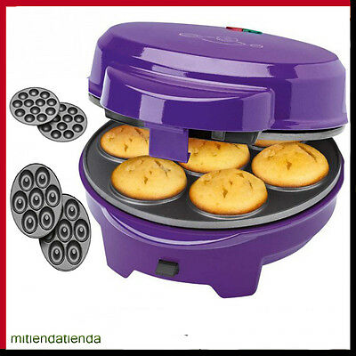 Horno Para 12 Popcakes Donuts Magdalenas Muffins Pasteles Pops Pop Cakes