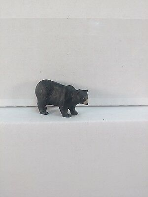Arttista Black Bear #1353 - O Scale On30 On3 Figures Animals Artista - New