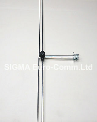 Sigma 27Mhz Super DP- CB Radio Dipole Antenna 1/2 wave