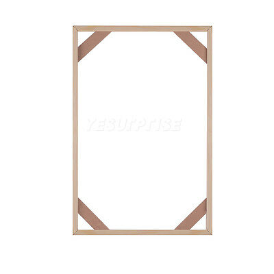 Wooden Photo Picture Frames Set for Canvas Prints Paintings Poster Photos