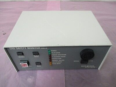 Semi-Gas Systems GSM-4A Gas Safety Monitor, 408518
