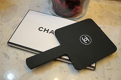 CHANEL VIP gift Makeup Mirror Small Size 16 x 9 cm matte finish