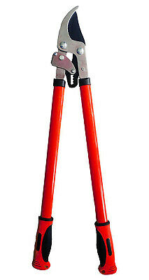 "30"" 75 CM Long Hedge Garden Bypass Loppers Lopping Shears Tree Branch [8021]"