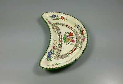 Spode Chinese Rose Crescent / Side Plate (Perfect)