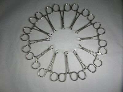 """Columbia Stainless Towel Clamp 3 1/2"""" *Lot of 12*"""