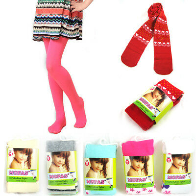 6 Pair Tights Pantyhose Toddler Girls 1-3 Small Hosiery Opaque Stocking Ballet