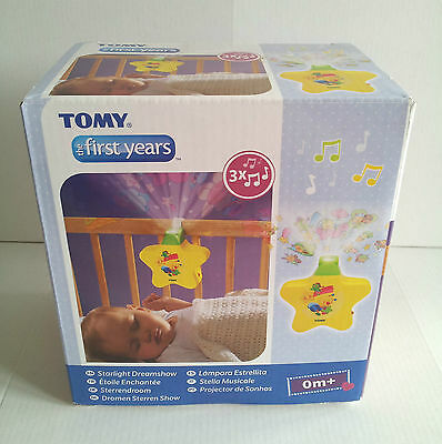 Tomy - The First Years - Starlight Dreamshow ** PURCHASE TODAY **