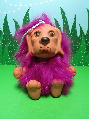 "DOG -  4"" Plastech International Designs Ltd./Rauls - Vintage - NEW - Very Rare"