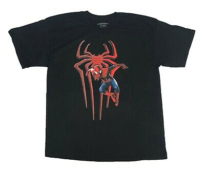 Marvel Comics The Amazing Spiderman Ultimate Spider Men's T shirt X-Large