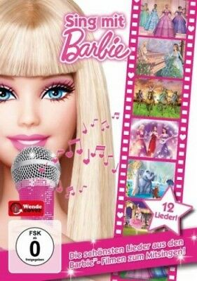 Barbie Sing Mit Barbie Film Neu Eur 8 99 Picclick De
