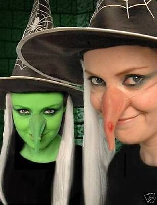 ** Witches Nose Various Colours New ** Halloween Fancy Dress
