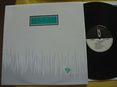 Chris Rea Shamrock Diaries Vinyl LP Magnet Label 242374-1