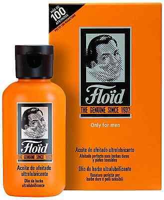 Floid Aceite Afeitado Ultralubricante 50Ml # Shave Oil Ultra-Lubricant