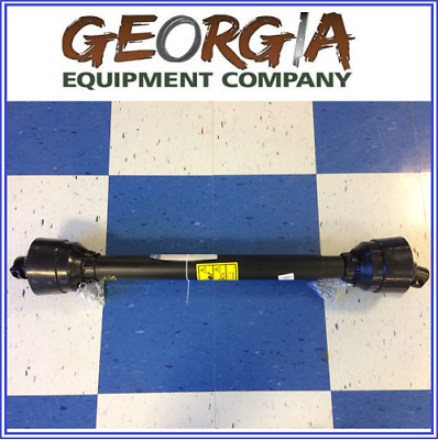 Bushhog Finishing/grooming Mower Pto Shaft Fits Mowers With 6 Spline Gearbox