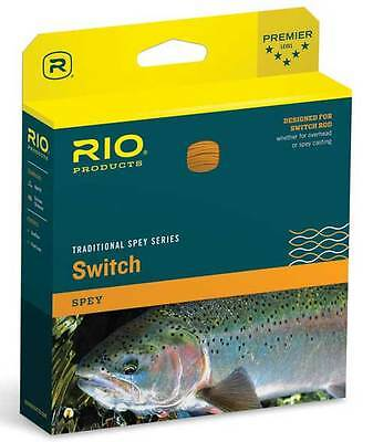 Rio Switch Chucker #6 Switch/Fly Line  (420gr - 100' - Integrated Switch Line)