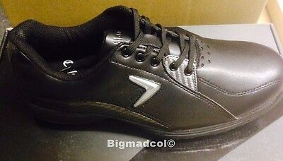 Callaway XTT Hot Mens Golf Shoes style M147 Black Charcoal UK 7  NEW
