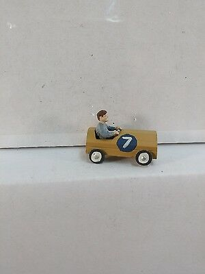 Arttista Soap Box Derby Racer #1 - #1484 - O Scale On30 On3 Figures People - New