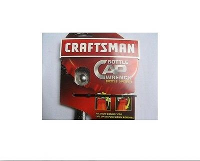 Rare MADE IN USA Totally AWESOME Sears Craftsman Bottle Opener Cap Wrench Tool