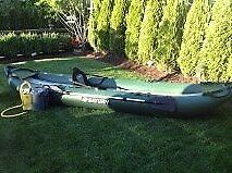 Ocean Fishing Kayak - 13 ft.