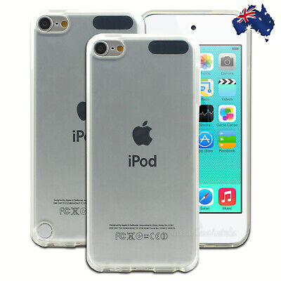 NEW Clear Soft Case for Apple iPod touch 5th 6th Gen 5 6 Silicone Gel Cover