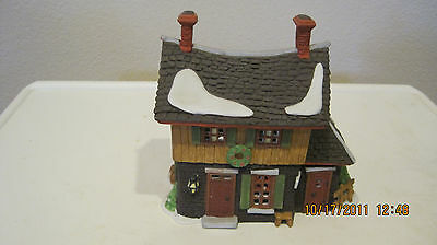 Dept 56 - New England Lot 5: Sleepy Hollow Set W/accessories