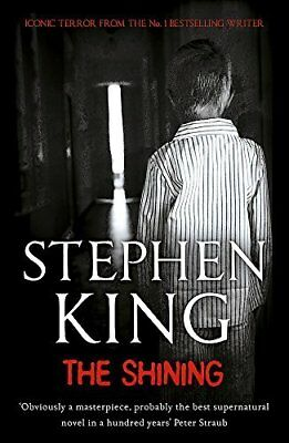 The Shining by Stephen King New Paperback Book