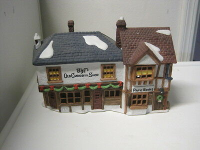 Dept 56 - Dickens Lot 4: The Old Curiosity Shop W/accessories