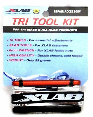 X-Lab Tri Tool Kit for Bicycles Xlab Free Shipping
