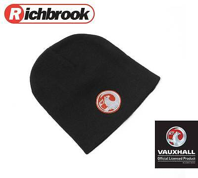 Richbrook Official Licensed Vauxhall Logo Beanie Hat Corsa Astra Adam Insignia