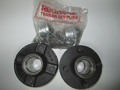 Trailer Hub Assembly - 2,000-lb Axles - 4 on 4 - L44643 Bearings Dexter 8-91A