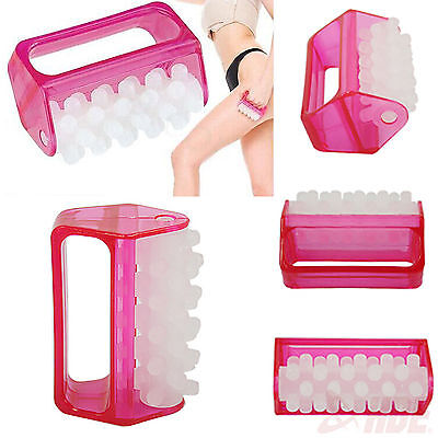 Fat Control Roller Massager Cellulite Leg Fast Anti Fatigue Relief Slimming Body