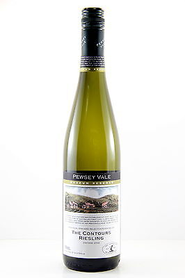 Pewsey Vale Museum Reserve The Contours Riesling 2004 White Wine, Eden Valley