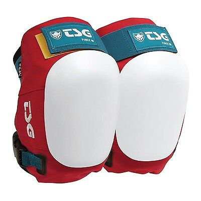 TSG Force 3 Knee Pads from EVA Foam & Reinforced Cordura  - Old School Design