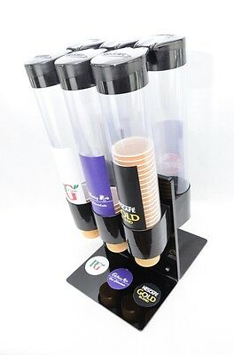 In-Cup Drinks Dispenser & Ingredients Caddy - With 100 Free In-Cup Drinks