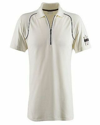Porsche Selections Golf Polo Shirt Cream Medium Genuine Merchandise