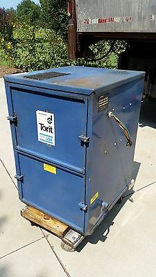 Torit Dust Collector Model 64 3/4hp 208 230 460 3 phase works great