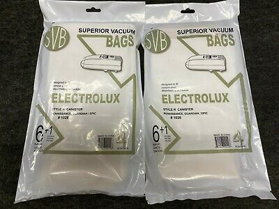 ELECTROLUX Bags for RENAISSANCE Vaccum canister  TYPE R