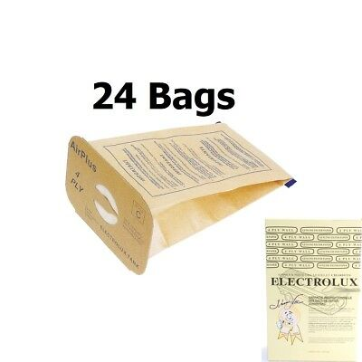 ELECTROLUX, elux, 24 bags for canister vacuum cleaner  type C