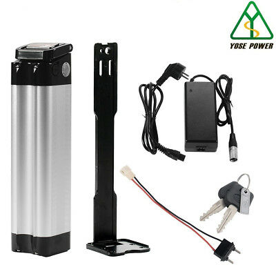 24v10.4ah electric bicycle zhenlong  lithium battery for Prophete e-bike+Charger