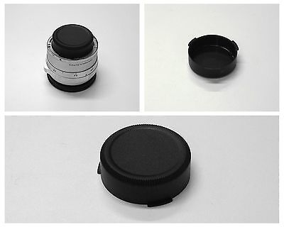 Rear Lens deep Caps for Carl Zeiss Contarex Camera Lenses