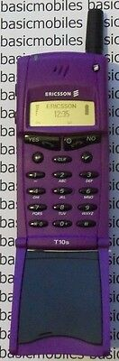 Ericsson T10 PURPLE DUMMY NON WORKING DISPLAY MODEL Mobile Phone