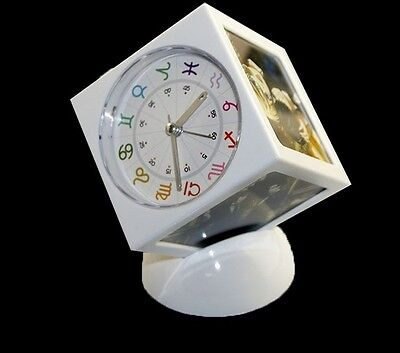 Black Butler Sebastian Michaelis/Ciel Phantomhive Cosplay Animation Alarm Clock