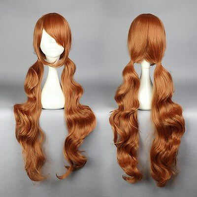 YURI KUMA ARASHI Yurigasaki Lulu Cosplay Wig High-temperature Wire