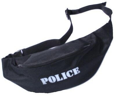 Policeman / Police Officer / Police Fun Fancy Dress Accessory Bum Bag