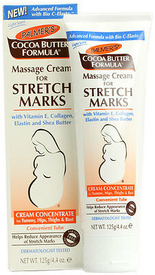 Palmers Cocoa Butter Formula Massage Cream for Stretch Marks (125g)