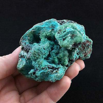 Chrysocolla Natural Rough Specimen-2-Tranquility, Peruvian Crystal