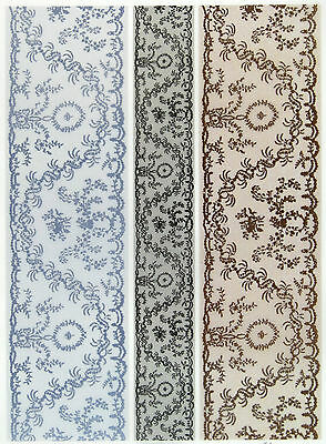 VELLUM TRANSLUCENT LACE Print Paper A4 100gsm 25 Or 10 Sheets For
