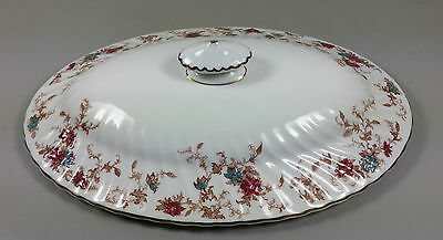 Minton Ancestral S376 Oval Vegetable Tureen Lid Only (Perfect)